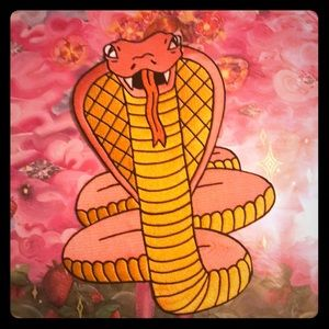 Other - Pink Snake patch